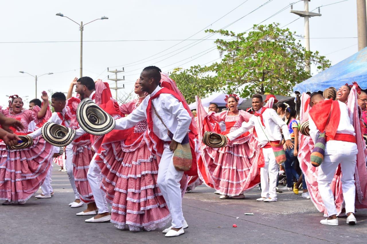 Desfile del Rey Momo, un tributo a la tradición