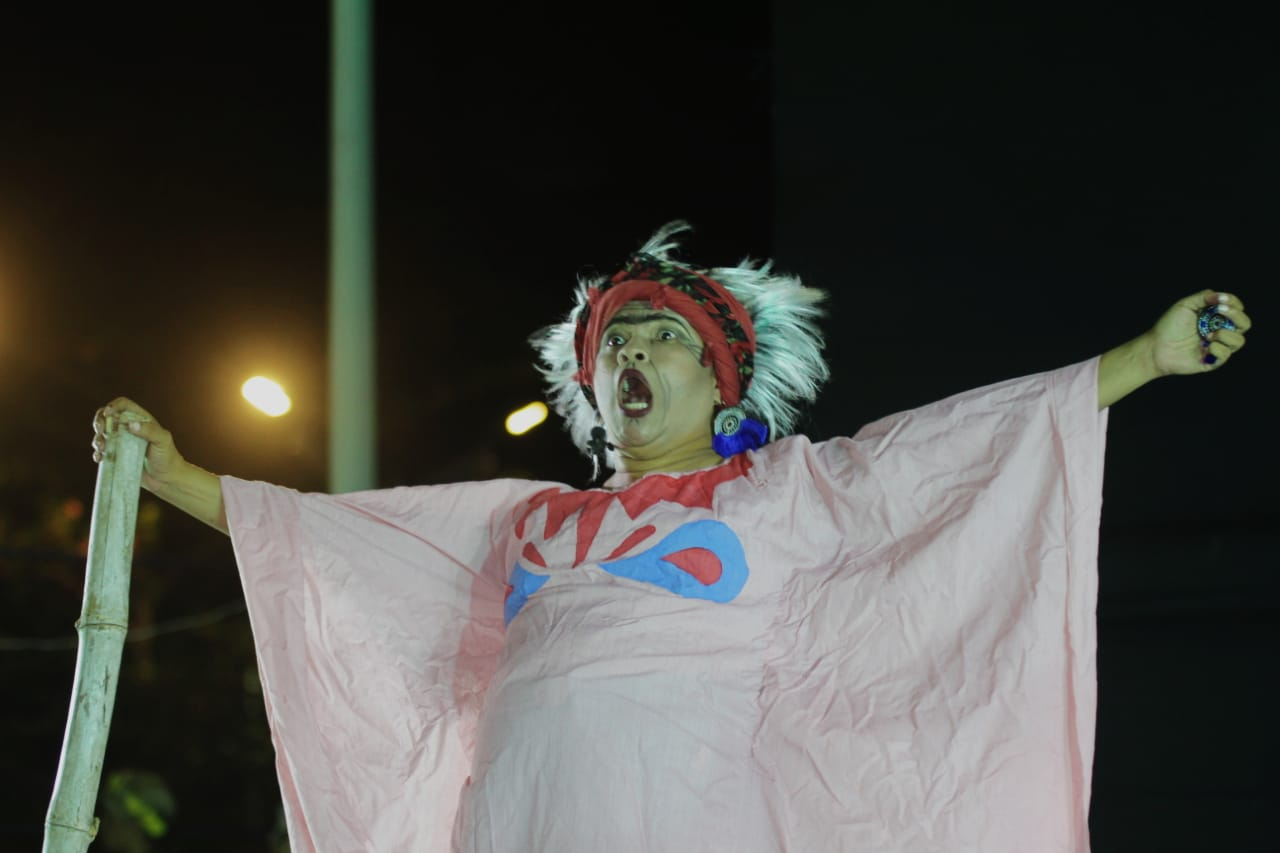 Los parques se llenan de Comedias los cuatro días de Carnaval