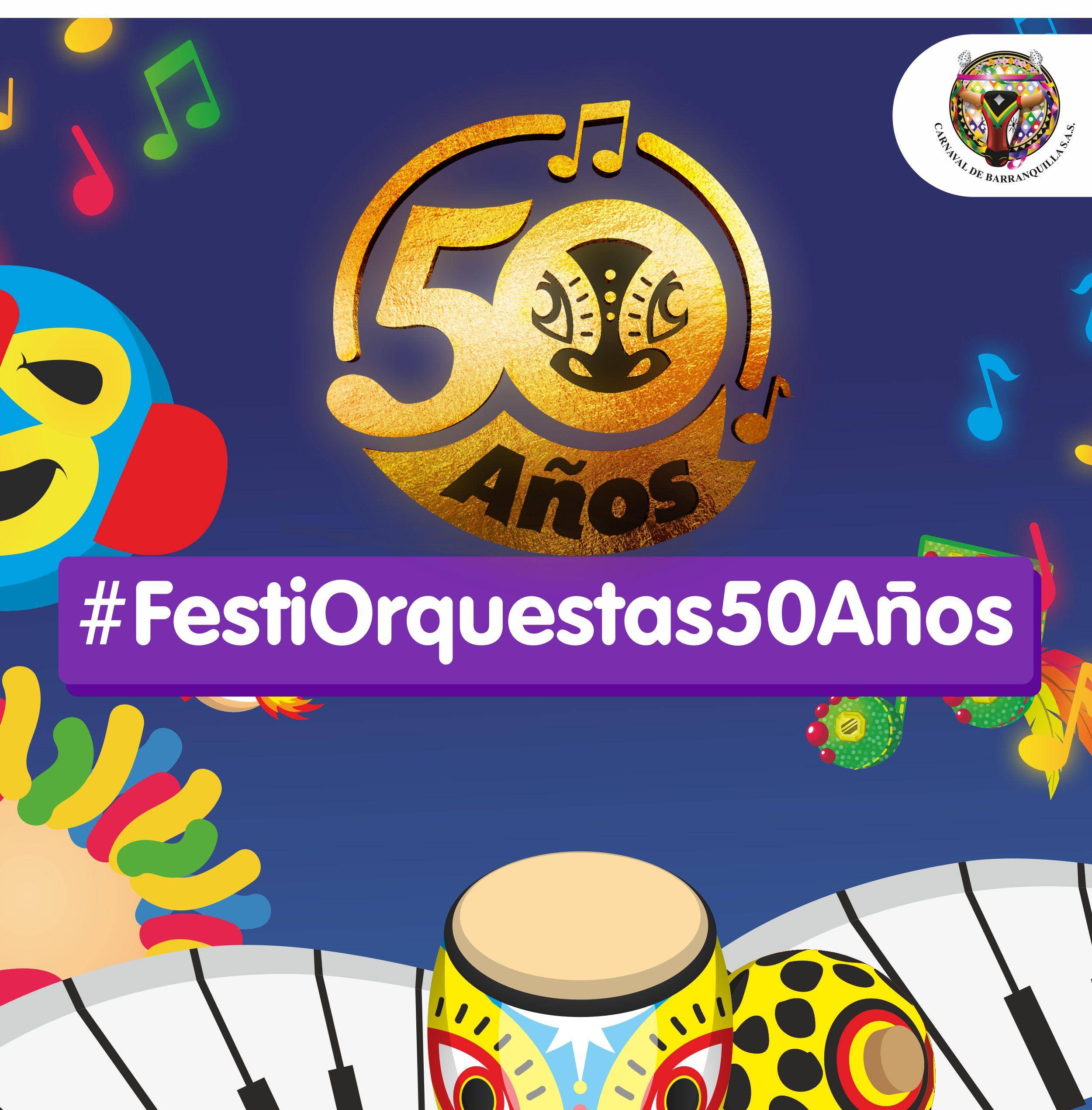 50 años del Festival de Orquesta: una celebración por partida doble