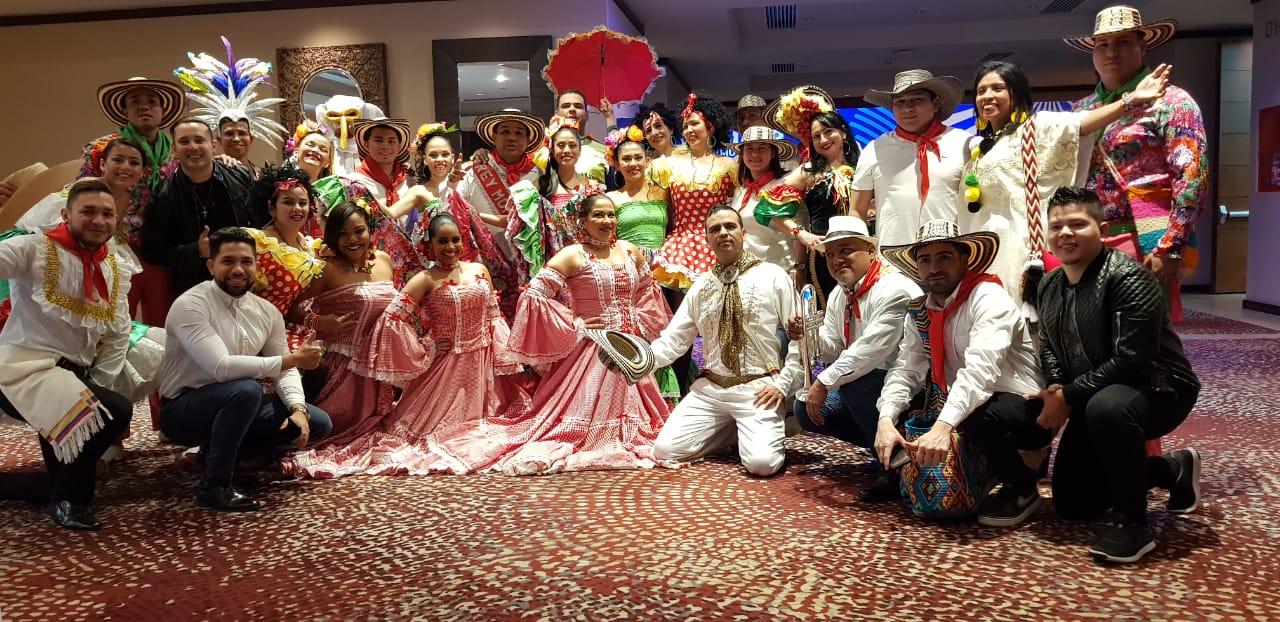 ¡Carnaval de Barranquilla presente en Chile!