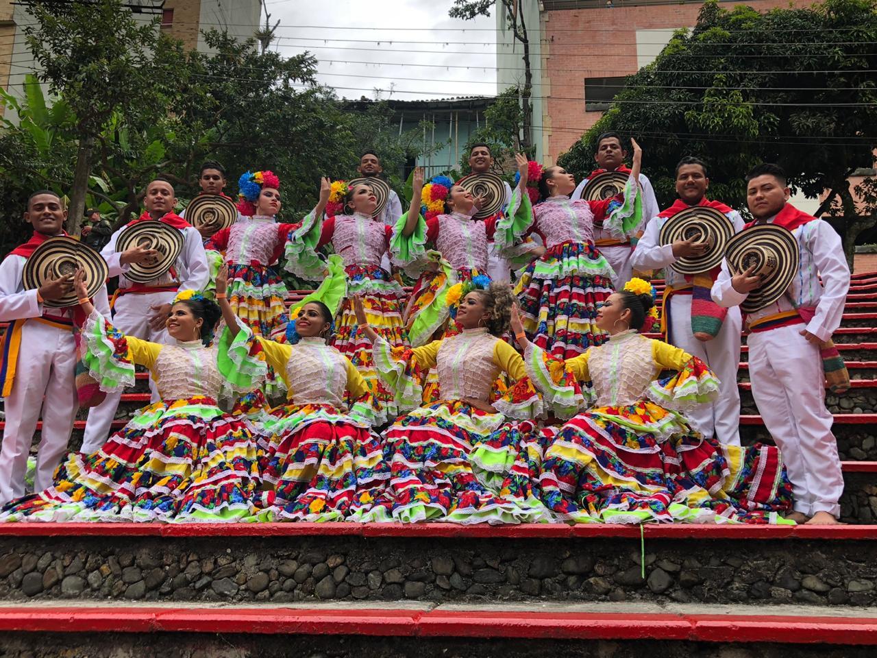 Colombia bailó al ritmo del Carnaval de Barranquilla