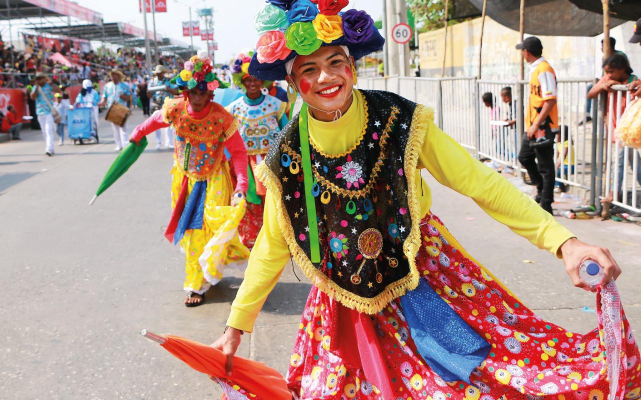 Gran Parada un goce de tradición