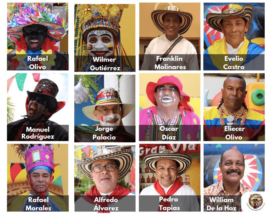 Este lunes 30 de septiembre designación del Rey Momo del Carnaval 2020