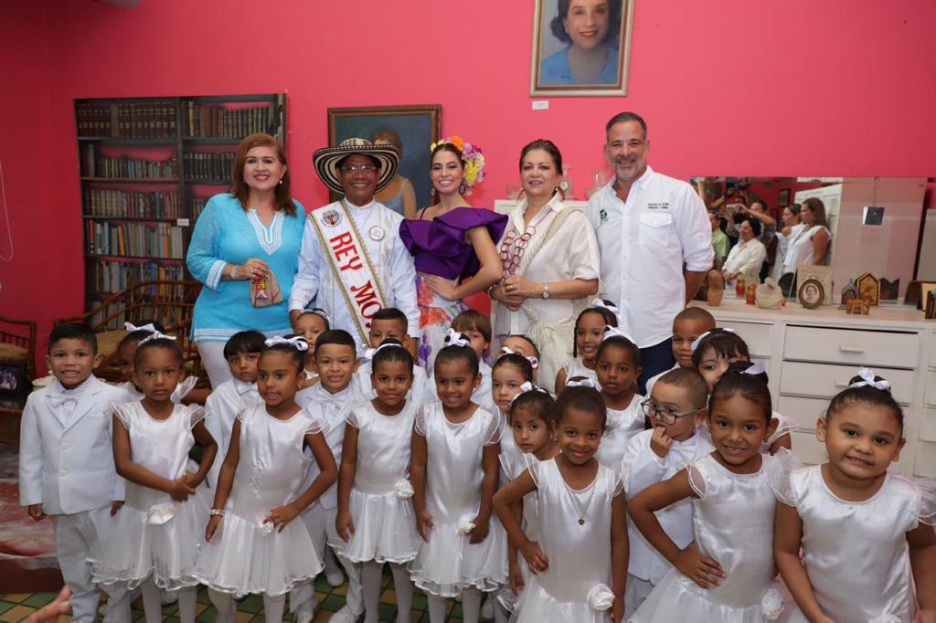 #PaQueLoEscribaLaGente, legado de Isabella Chams a Barranquilla en honor a Meira Delmar