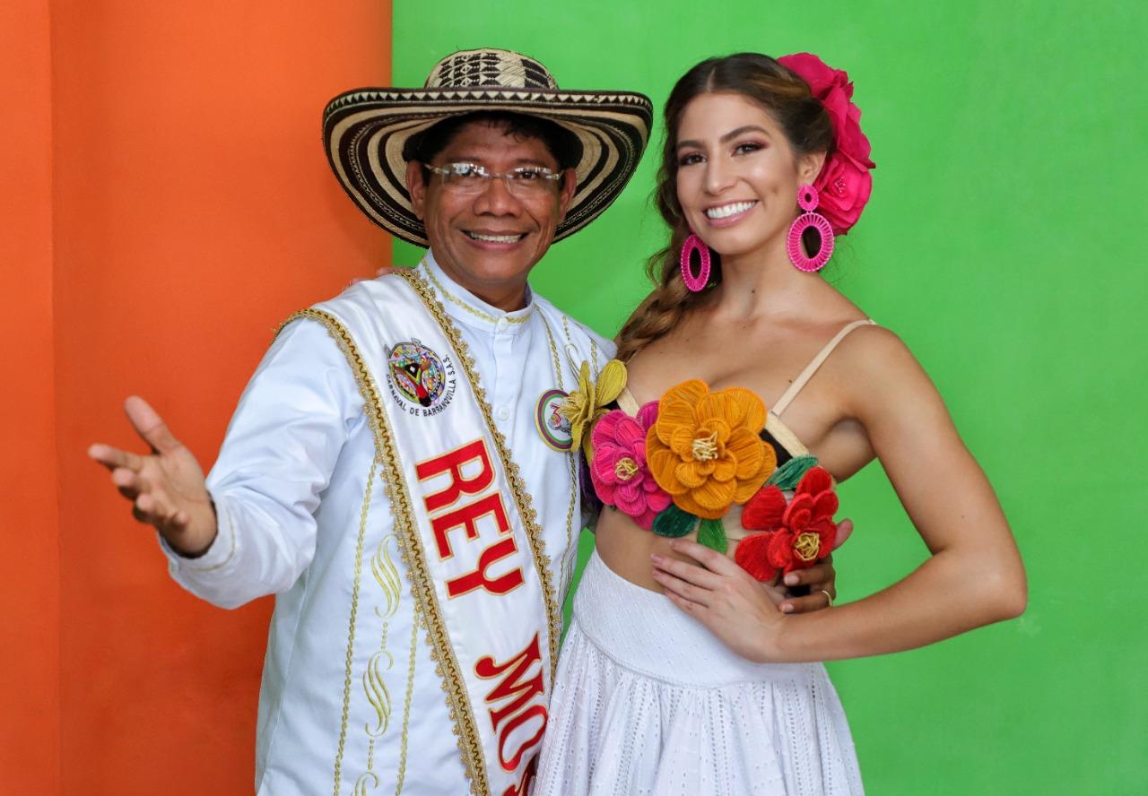 Reyes del Carnaval harán bailar a Cartagena