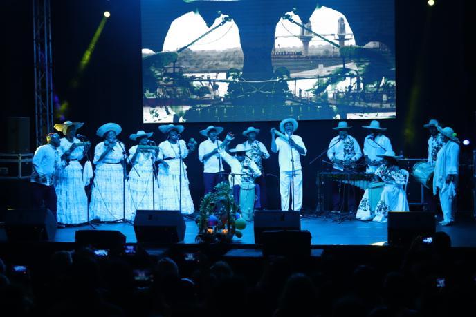 La cultura del territorio colombiano presente con sus manifestaciones