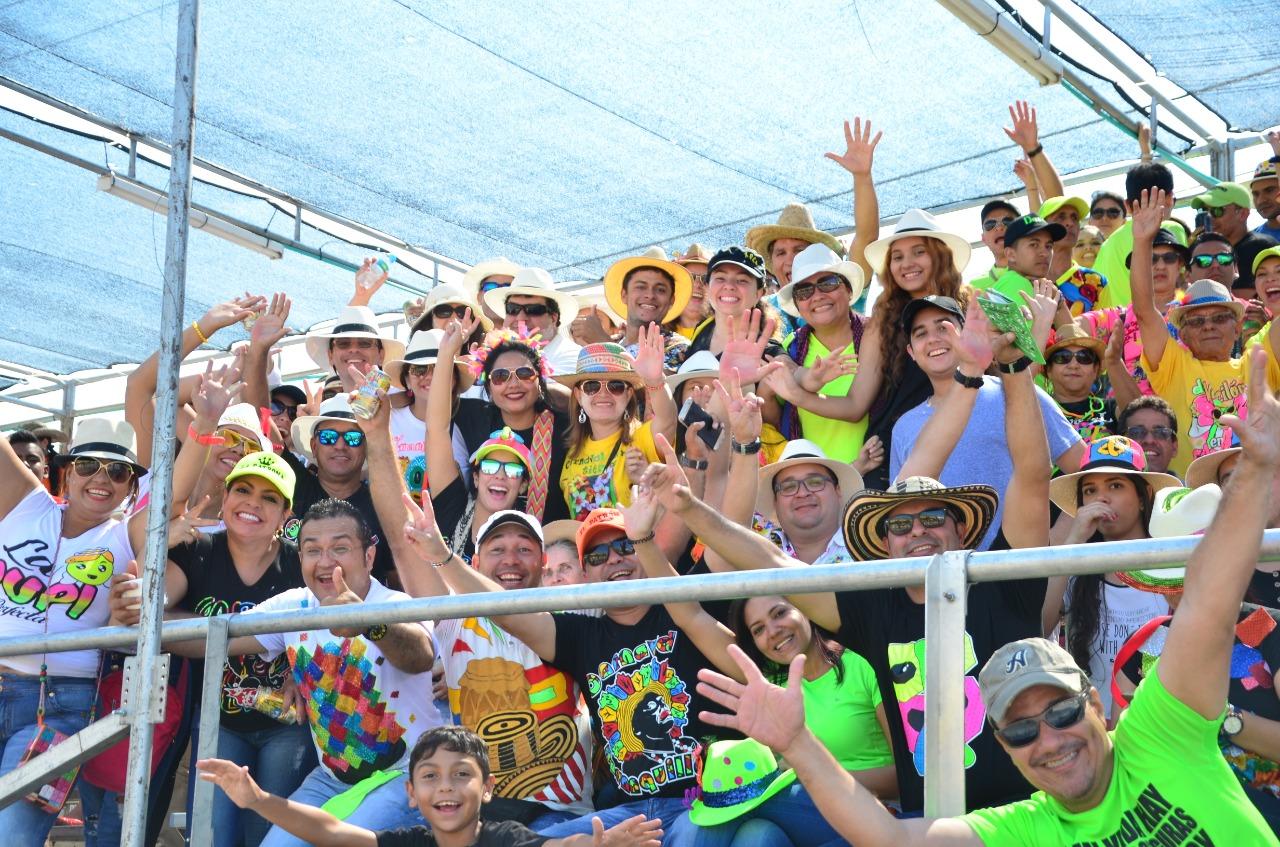 El Cumbiódromo se alista para los desfiles del Carnaval 2020
