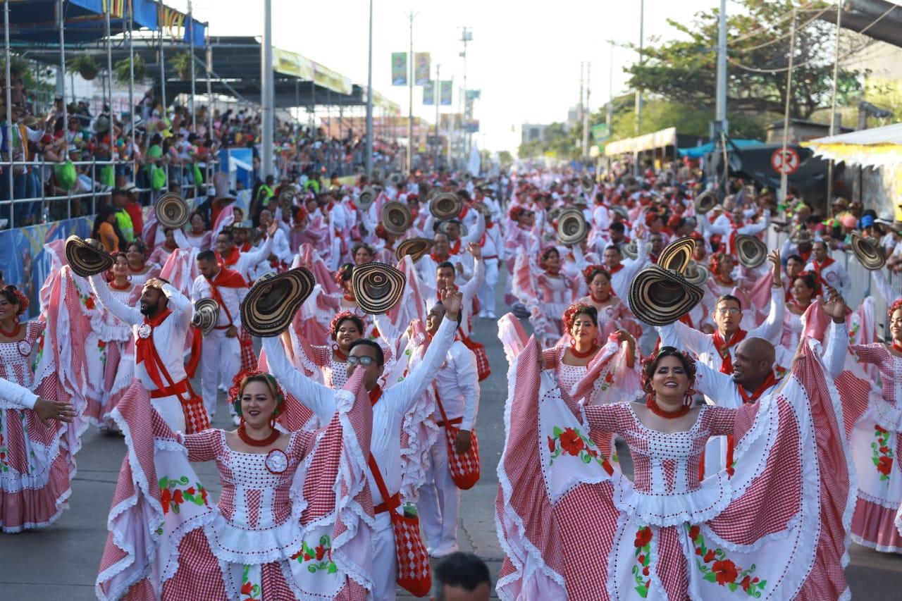 ¡El 2020, un Carnaval que le cumplió a la gente!
