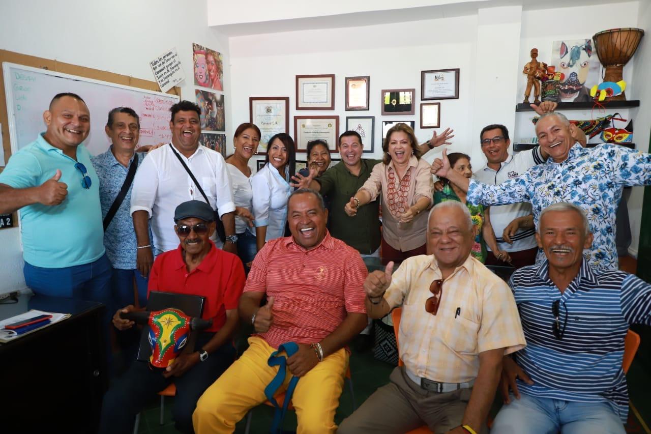 Carnaval de Barranquilla y sus hacedores preparan agenda 2021