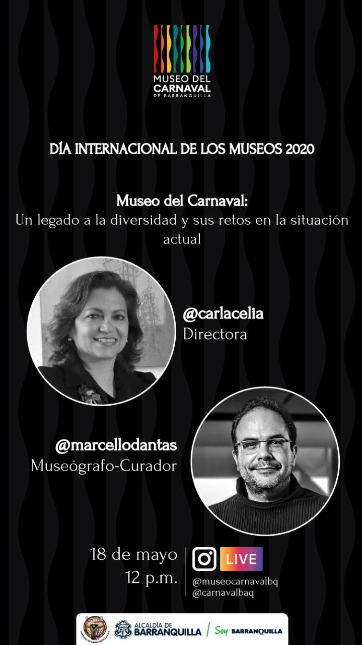 Museo del Carnaval con celebración digital en el Día Internacional de los Museos