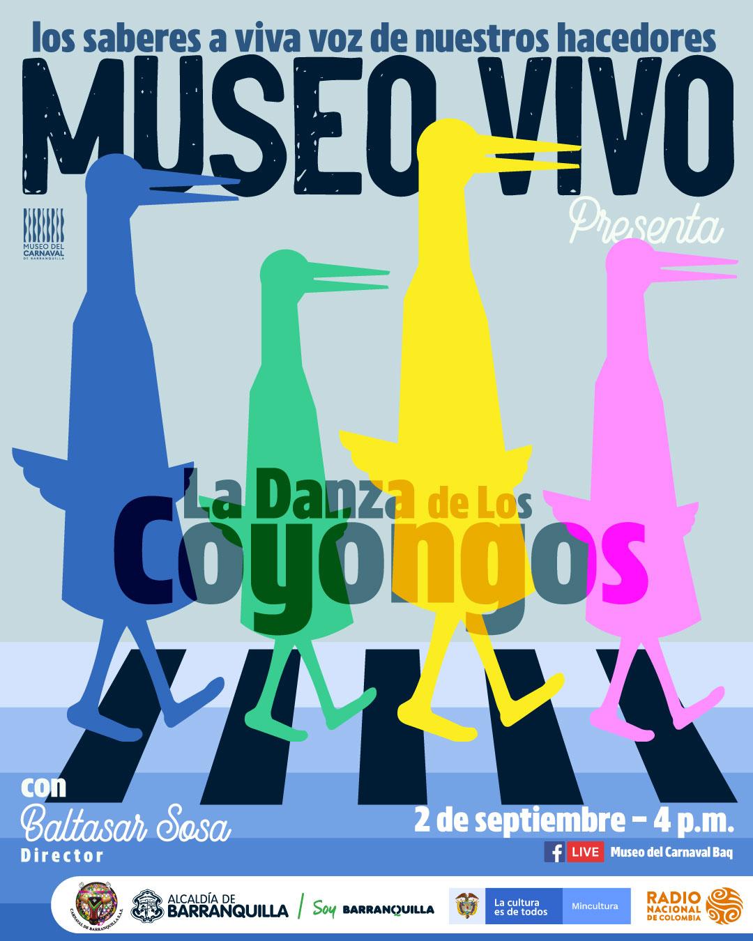 En septiembre las redes del Museo del Carnaval celebran el Patrimonio