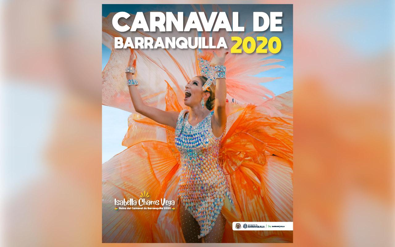 Revista Carnaval de Barranquilla 2020  con edición digital