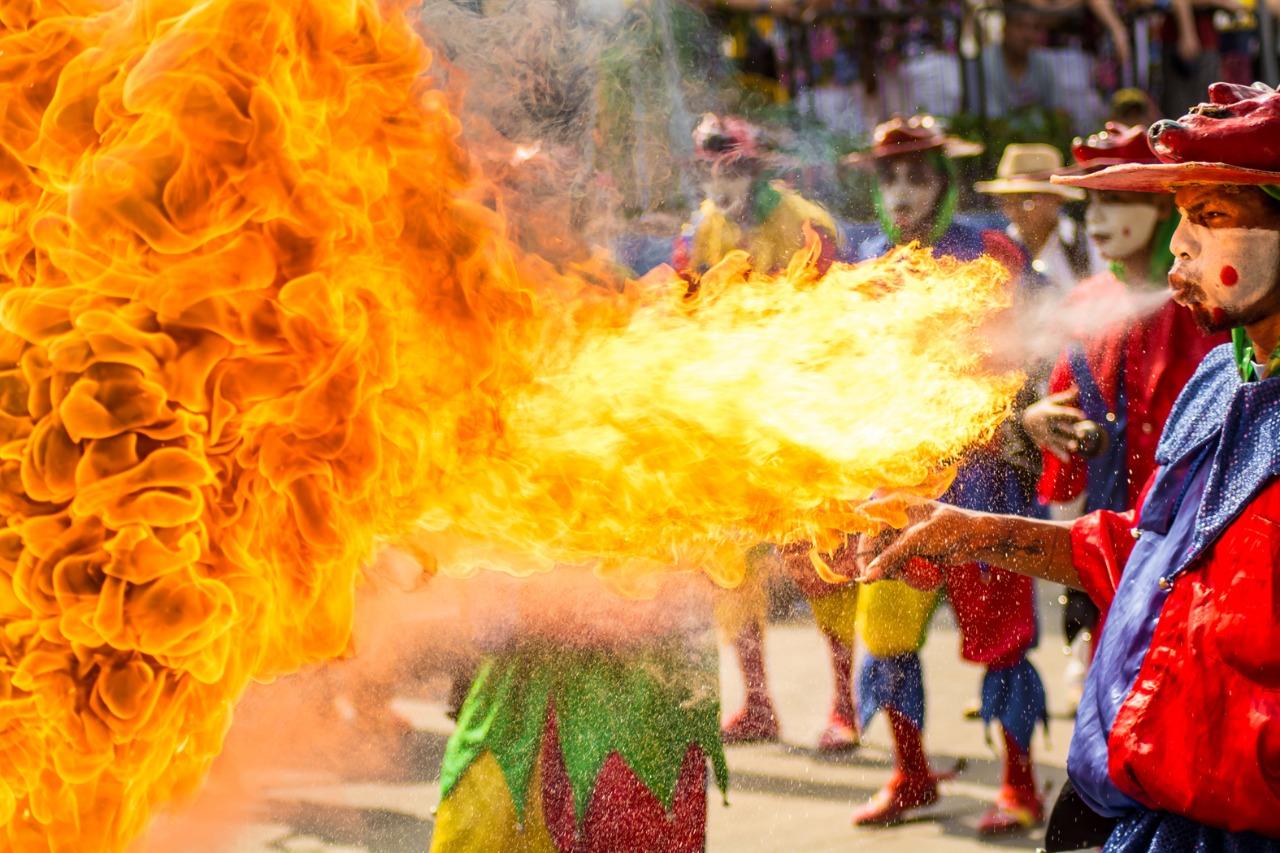 Franja Académica del Carnaval 2021, inicia desde hoy lunes de forma virtual