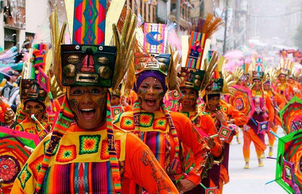 Carnaval de Barranquilla en encuentro de Carnavales del mundo