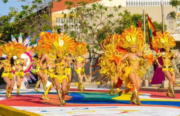¡En el 2021 la tradición más viva que nunca en el #SábadoDeCarnaval!
