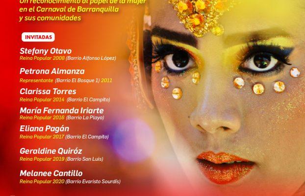 Con conversatorio Carnaval de Barranquilla conmemora el Día de la Mujer