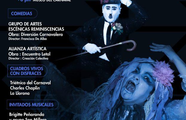 Festival de Artes Escénicas avanza con su programación oficial