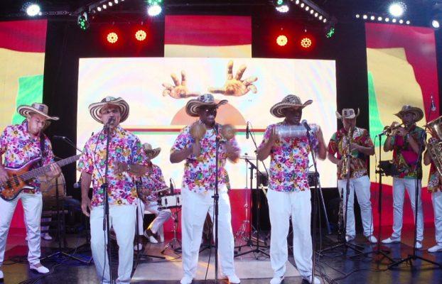 Carnaval de Barranquilla y Tambó le cantan a Barranquilla en su cumpleaños