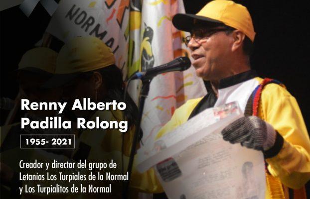 Renny Padilla Rolong, un Turpial que engrandeció las letanías con su pedagogía