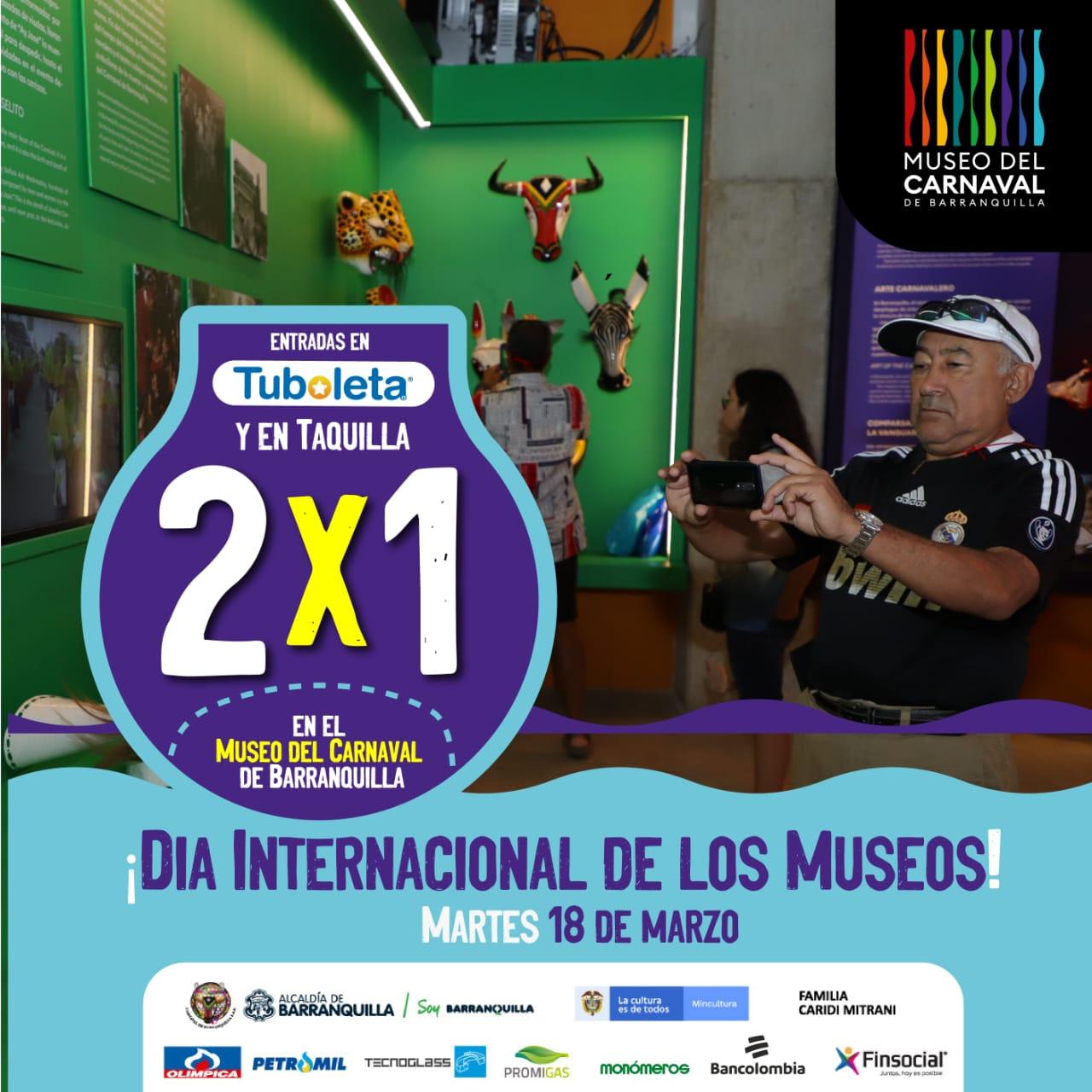 El Museo del Carnaval con entrada especial para el Día Internacional de los Museos