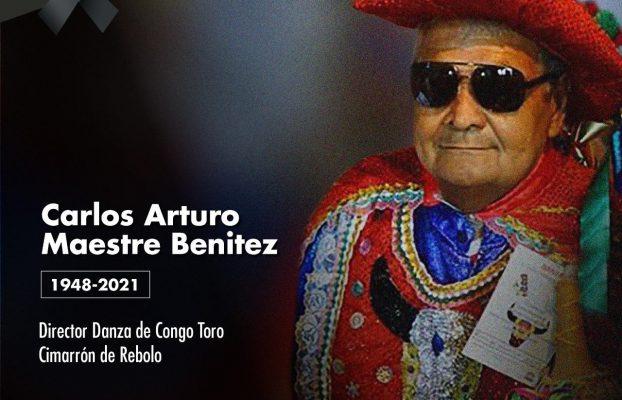¡Adiós a Carlos Arturo Maestre Benítez, un legendario carnavalero!
