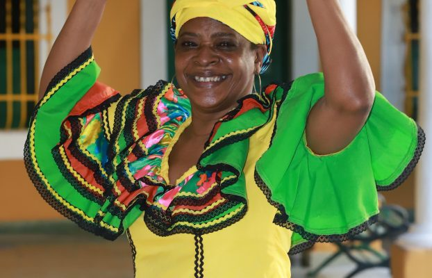 Carnaval de Barranquilla a África