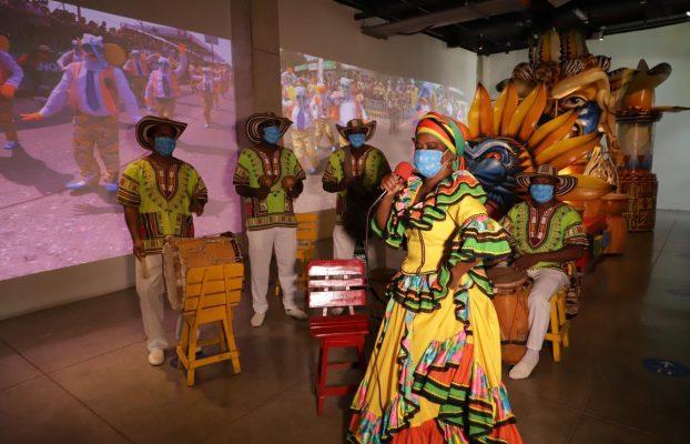 El legado africano del Carnaval de Barranquilla cautivó en Kenia