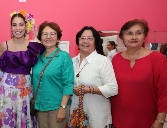 Carnaval lamenta la partida de la escritora Margarita Galindo