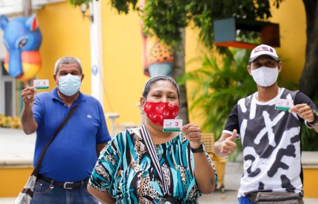 La Fundación Santo Domingo sigue trabajando por la seguridad alimentaria de los barranquilleros