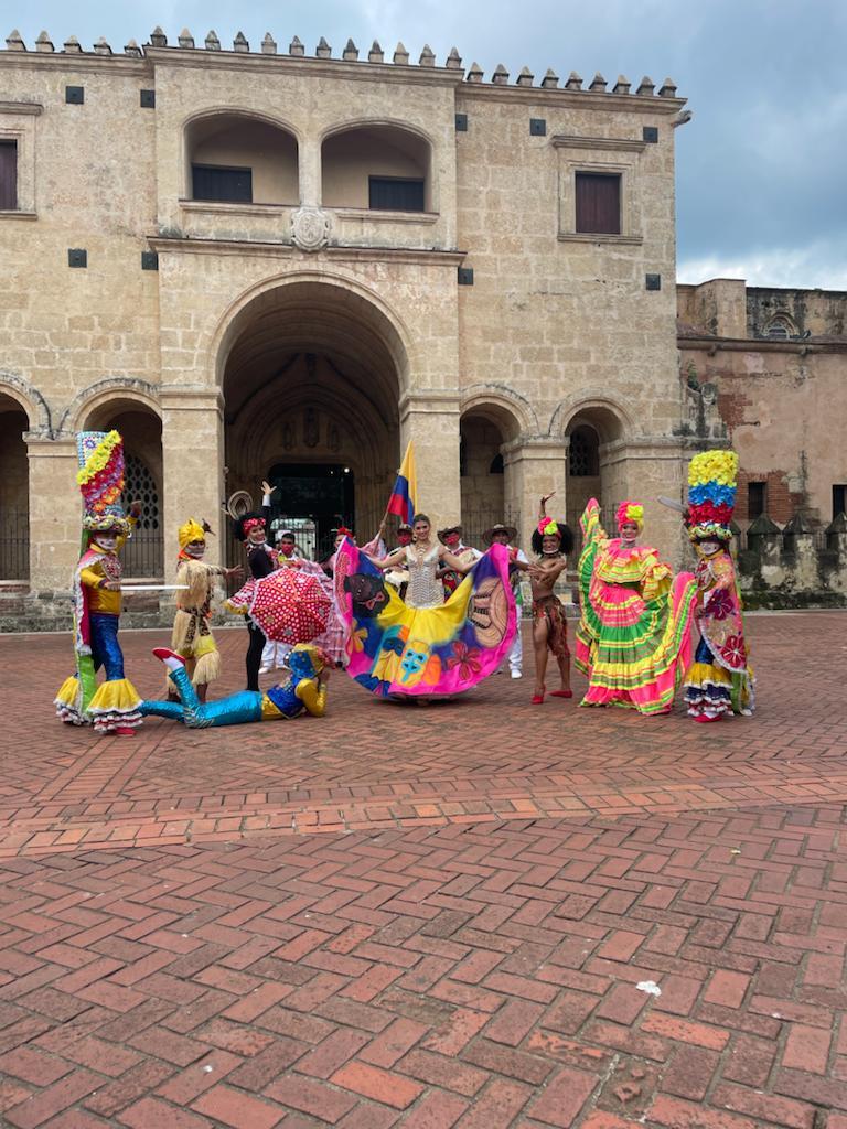 Carnaval de Barranquilla sigue su promoción por el mundo, en República Dominicana